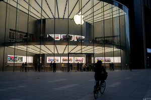 Apple Is Being Looked at in a Whole New Way By Wall Street