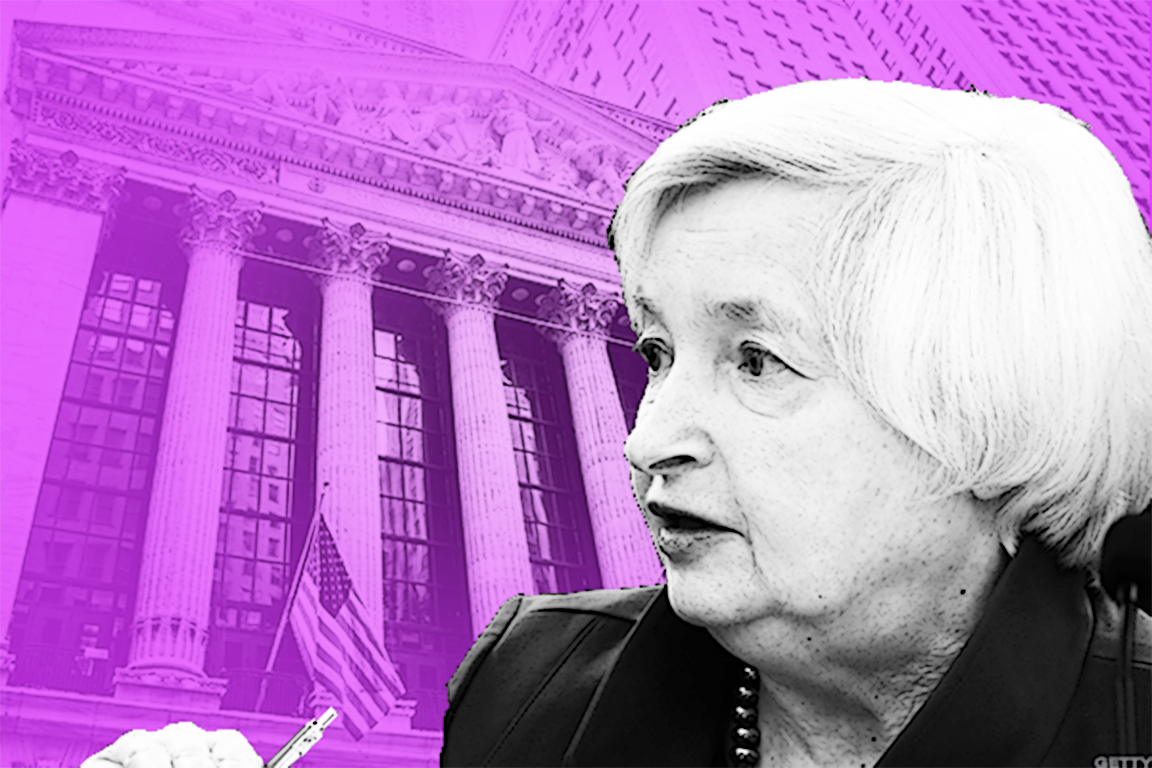 Will Yellen stay on?