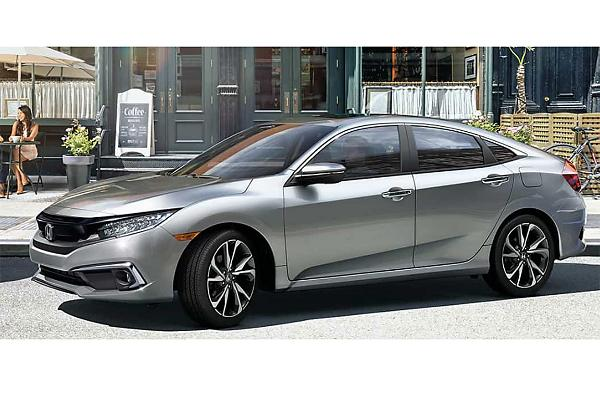 2019 Honda Civic 4Dr 1.5 L, 4 cyl, Automatic (variable gear ratios), Turbo, Regular Gasoline