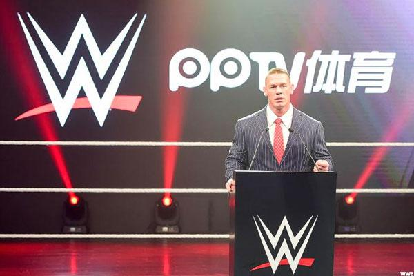 Like Disney, WWE Is Ready to Rumble in China