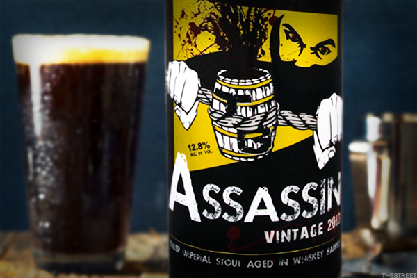 1. 2013 Toppling Goliath Vanilla Bean Assassin