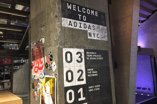 Adidas' Massive New Store Boasts Seven Stunning Features