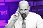 Jim Cramer: We Need a Wall to Come Down to Go to the Next Level