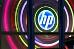 HP Shares Tumble on Lower-Than-Expected First-Quarter Sales