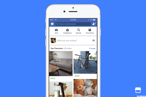 Facebook Looks to Elbow In on Amazon and eBay With New Marketplace Exchange