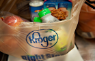 Kroger Shares Benefit as Eating at Home Accelerates
