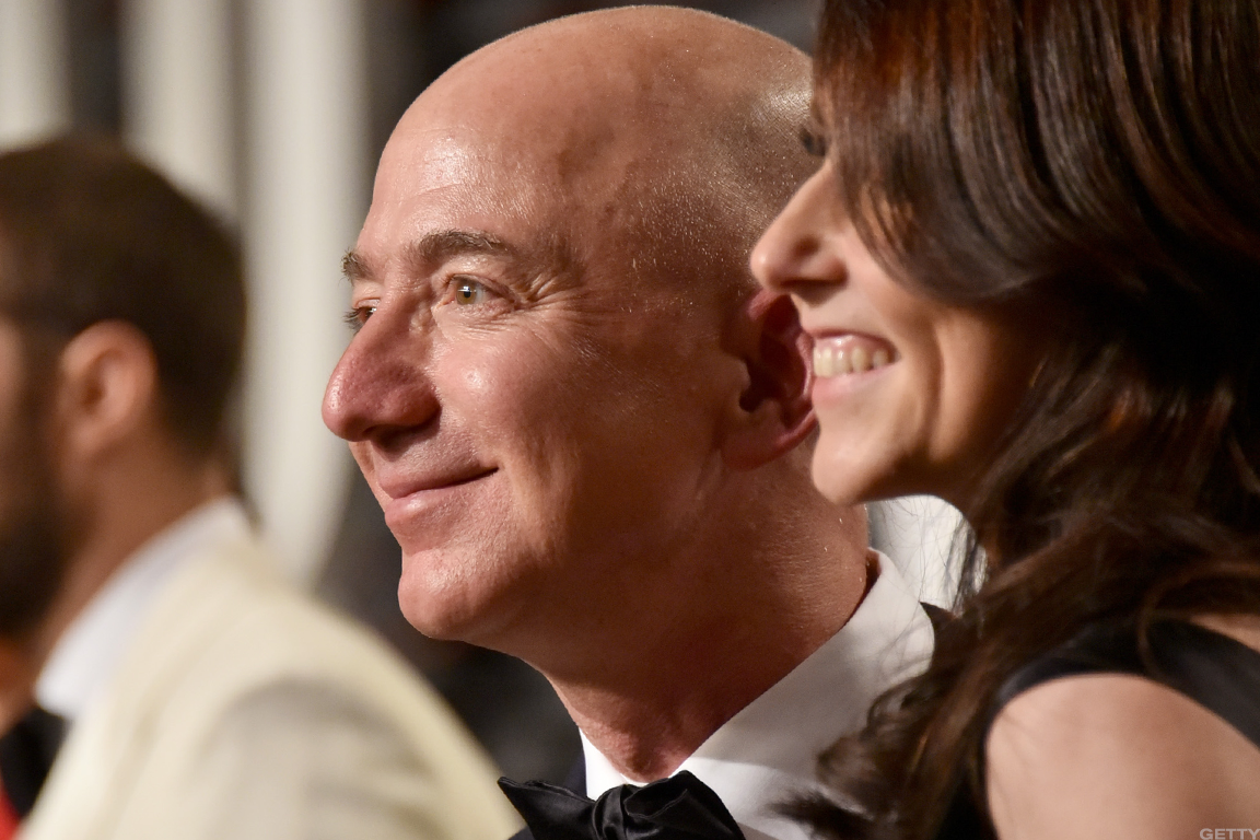 No TV for Bezos?