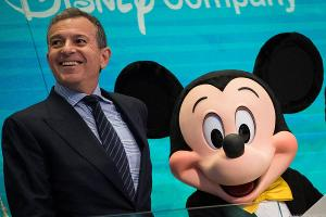 Bob Iger's Reduced Compensation at Disney Gets Approved by Slim Majority