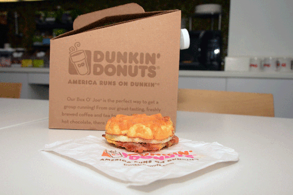We Keep Things Simple Unlike Starbucks So Our Lines Aren't Crazy Long: Dunkin' Donuts CEO