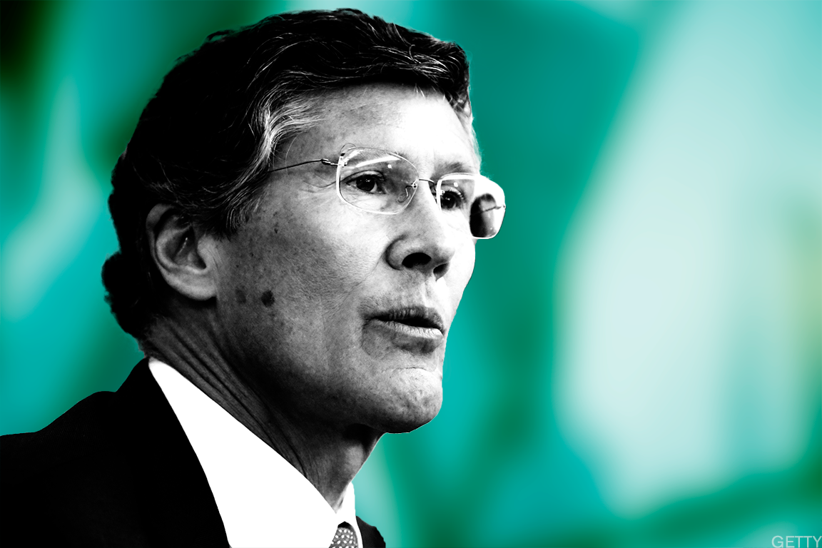 John Thain sold investment firm Merrill Lynch to Bank of America at the peak of the financial crisis.