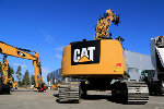 Caterpillar Could Bounce In the Short-Run, But a Top Is Developing