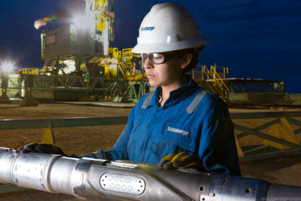 Schlumberger Is a Dominant Energy Player Patiently Waiting to Shine