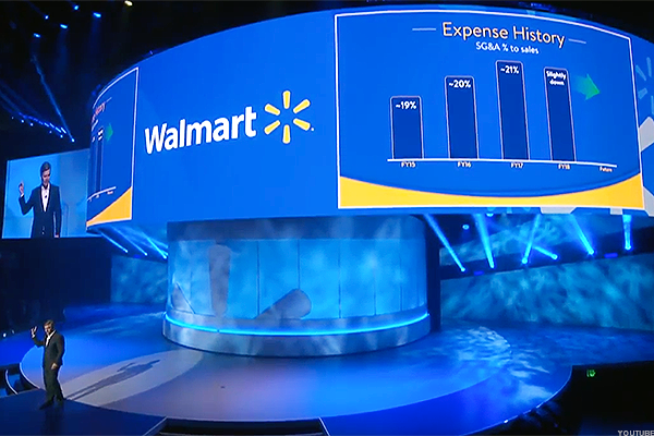 Walmart (WMT) Workers to Executives: We Can't Pay Our Bills
