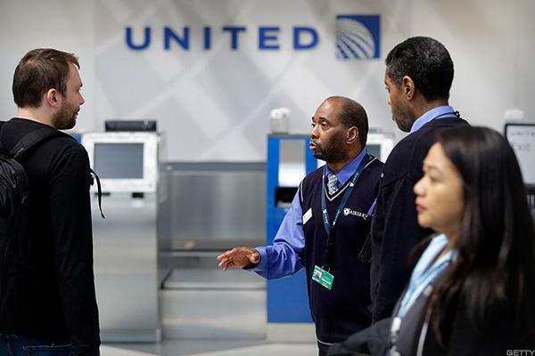 United to Raise Limit on Customers Denied Boarding to $10,000