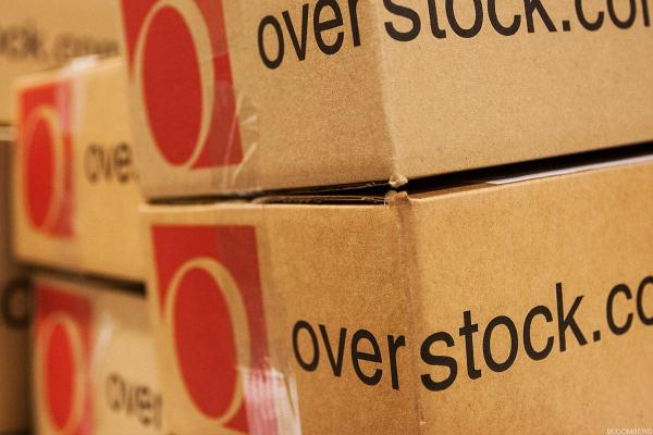 Overstock Is Starting to Rock