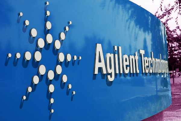Agilent Technologies Passes This Acid Test