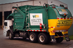 Waste Management Is Set to Retest Its Highs, Raise Stop Protection
