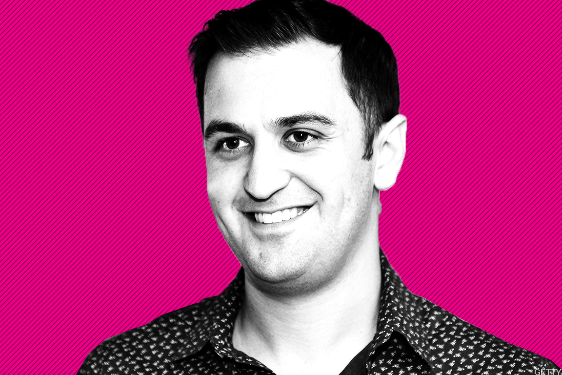 Lyft co-founder and President John Zimmer