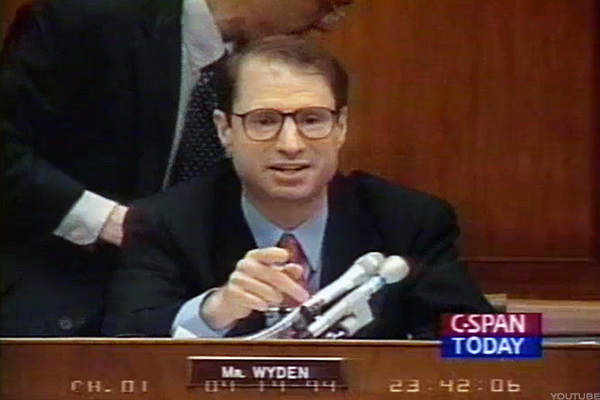 1994: Tobacco Executives Testify Before Congress
