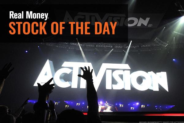 Chart of the Day: Trouble at the Top Has Helped Tank Activision Stock