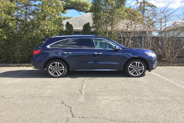 We Drove This New Acura SUV And Thought It Was a Perfect Compromise Car for a Husband And Wife
