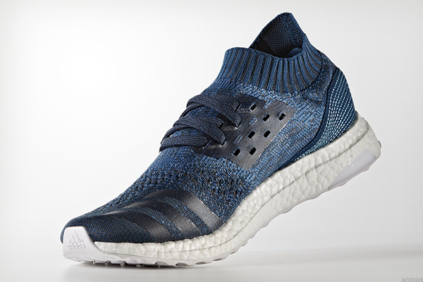 These $200 Adidas Sneakers Made From Recycled Ocean Plastic Say Everything About the Future