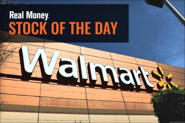 Walmart Stock Slips as Market Anxiety Stymies Earnings Day Pop