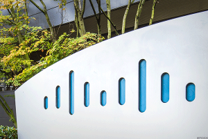 Cisco Stock Rising on Credit Suisse Upgrade