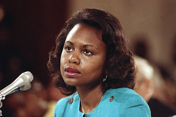 Anita Hill: Roger Ailes Case Reminds Us to Stop Coddling Harassers