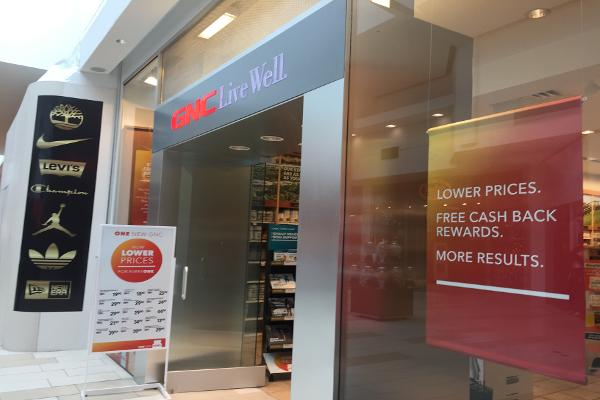 After Closing 4,400 Stores to Avert Disaster, GNC Reopens for Business