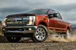 Ford Just Got Saved by Big Tough Pickup Trucks