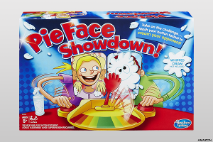Hasbro's Pie Face Showdown Is Top Toy So Far This Year, Amazon Says