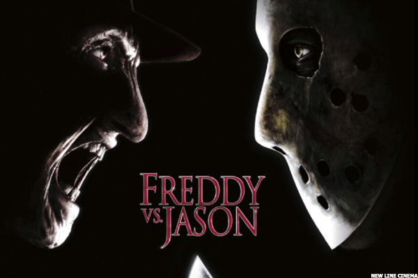 4. Freddy vs. Jason