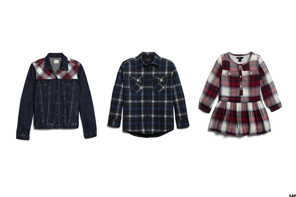Did Gap Just Sign the Most Boring Fashion Collaboration in Apparel History?