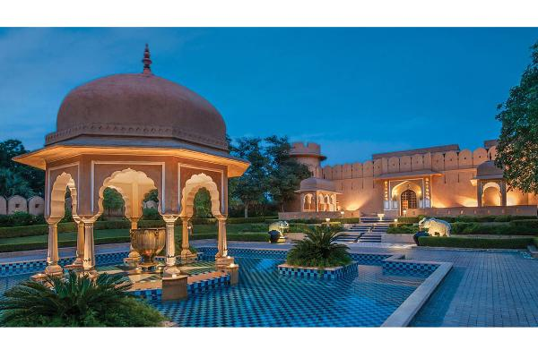 13. The Oberoi Rajvilas