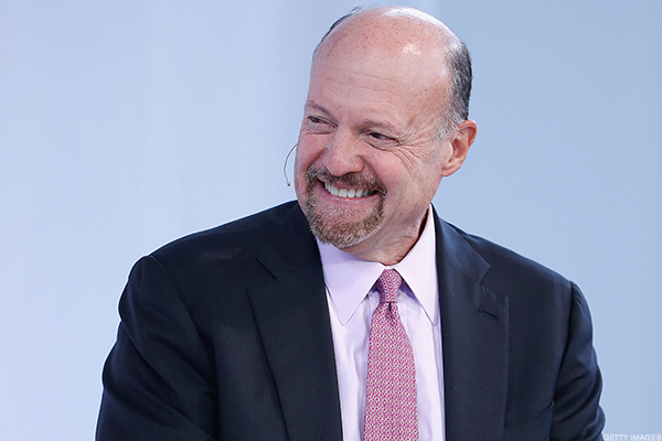 Jim Cramer Calls Mulesoft 'a Winner,' Has Praise for Soaring Adobe