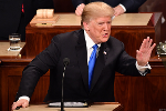 Trump's Address Presses Foreign Powers While Calling for Immigration Reform