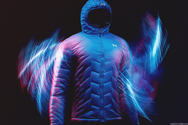 Under Armour Is Building a Huge Advantage by Collecting Your Health Data