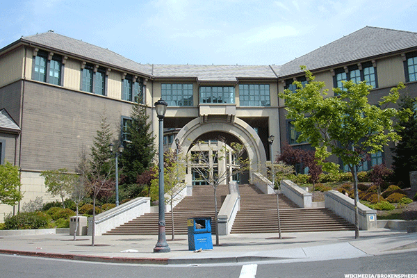 1. University of California, Berkeley: MBA