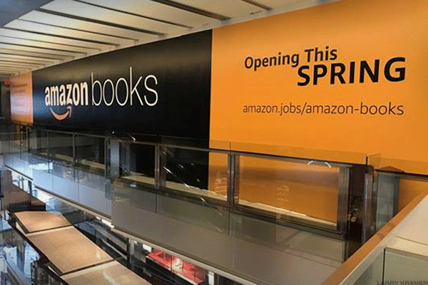 Amazon's Plans for Bricks-and-Mortar Stores are Still Young, But It's Clearly Dreaming Big