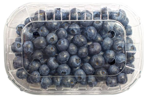 20. Imported Blueberries