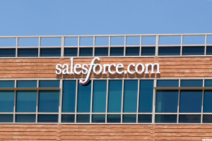 Salesforce.com Looks Like a Buy on Strength