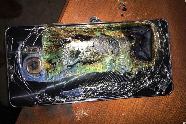 Samsung Planning to Sell Refurbished Galaxy Note 7 Phones