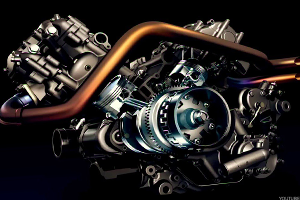 28. Internal Combustion Engine