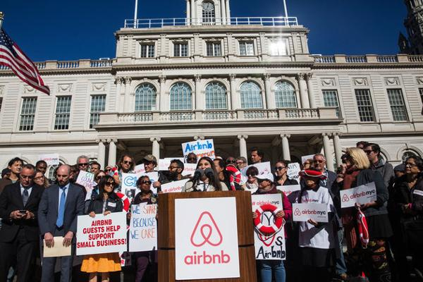 Airbnb Sues Another City About Attempts to Curb Its Business