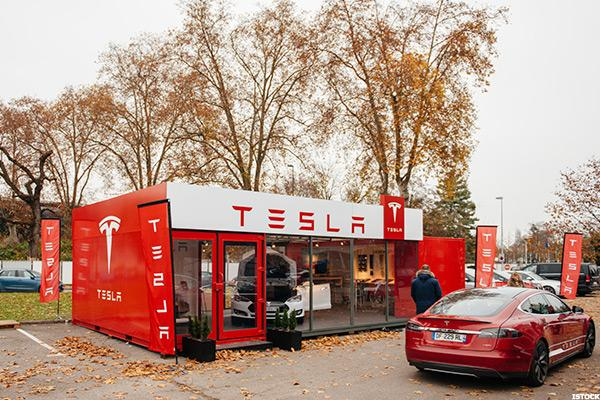 Tesla (TSLA) Stock Up on New Model S, Model X Versions