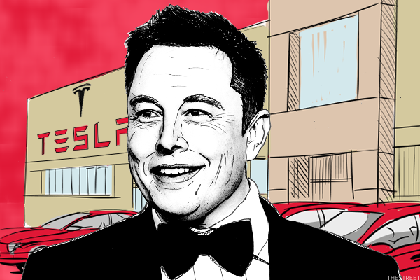 Jim Cramer: There's No Tesla Other Than, Well Tesla