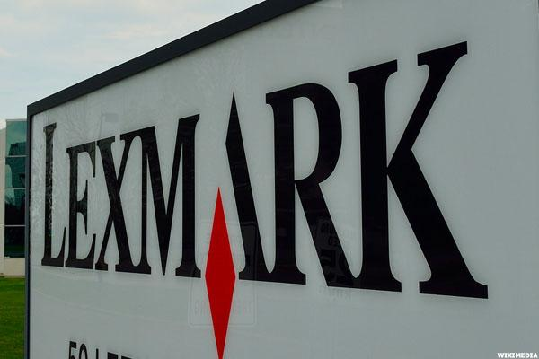 Why Lexmark (LXK) Stock Is Surging Today