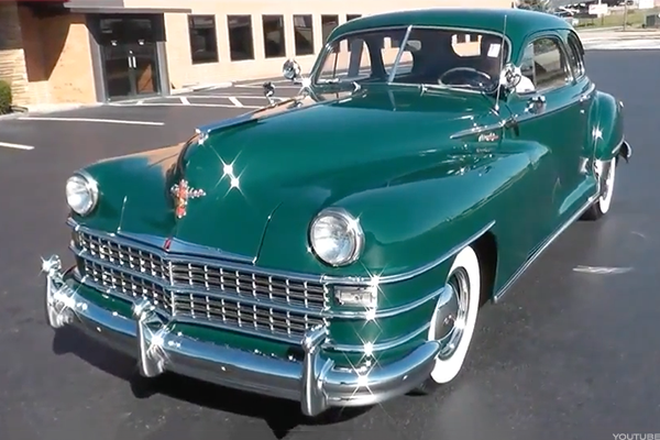 4. 1948 Chrysler New Yorker