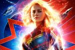 Captain Marvel Is Batting Leadoff in a Record-Breaking Lineup for Disney